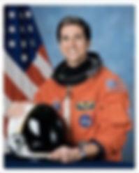Astronaut Don Thomas