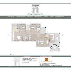 """""""Borgo Franciacorta"""", ville in località Franciacorta, Brescia"""
