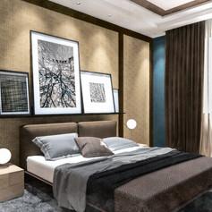 Suite per mock-up appartamento estero