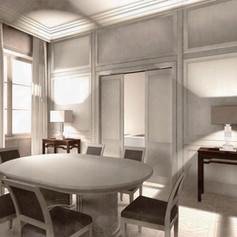 Appartamento classico in edificio periodo Littorio
