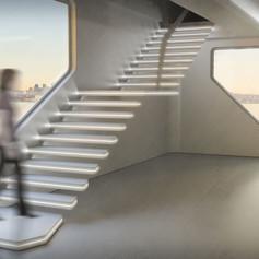 Progetto per padiglione EXPO 2021