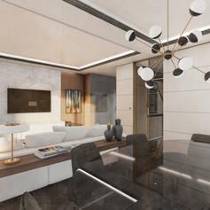 Appartamento classico/contemporaneo