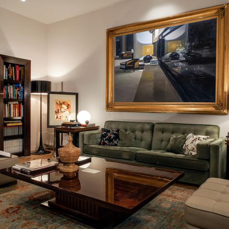 Appartamento privato, soggiorno