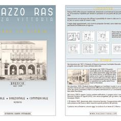 """""""Palazzo RAS"""", appartamenti in edificio storico, Brescia"""