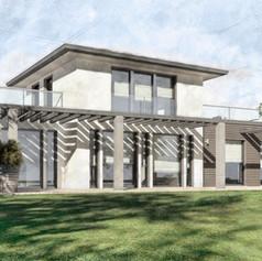 Progetto per villa singola