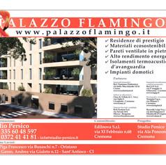 """""""Palazzo Flamingo"""", edificio residenziale, Sant'Antioco, Sardegna"""