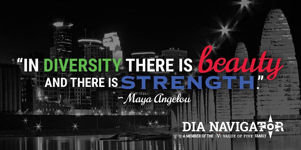 DIA Navigator- 2019 Diversity & Inclusion Forum _POSTPONED till October 2019