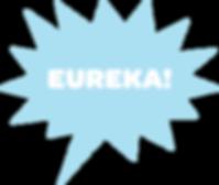 Why Didn't I think of That? Eureka Logo