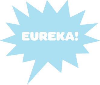 Why Didn't I think of That? Eureka Logo