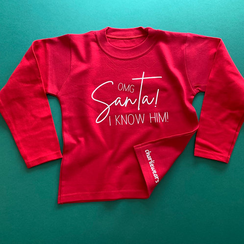 XMAS - Kids Tee (Long Sleeve)