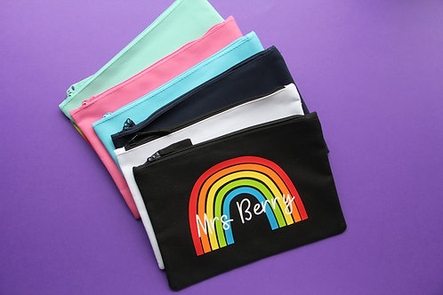 Personalised Teacher Pouch