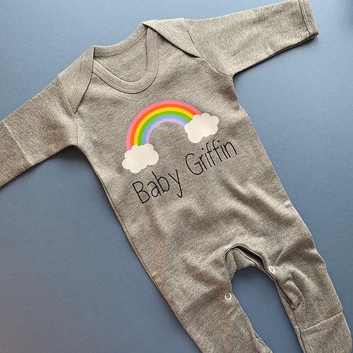 Rainbow Sleepsuit