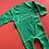 Thumbnail: Baby Sleepsuit - CHRISTMAS