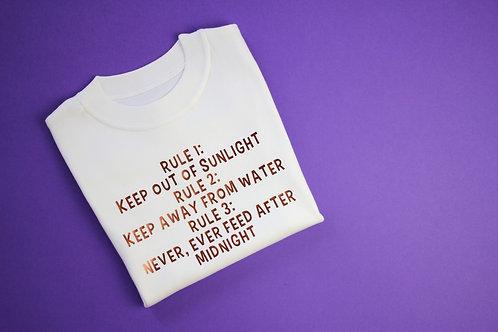 Kids Rules Tee