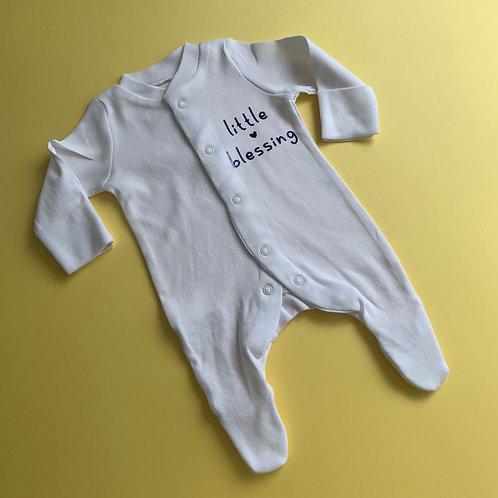 Little Blessing Sleepsuit