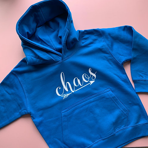 Chaos Hoodies