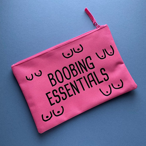 Boobing Essentials Pouch