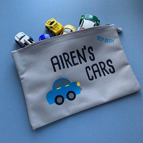 Personalised Car Bag