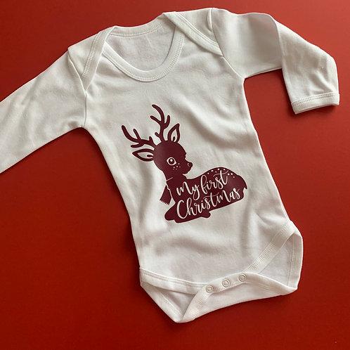 XMAS - Baby Vest