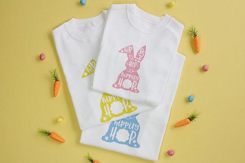 Hip Hop Bunny Tee