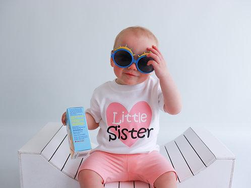 Little Brother/Sister Vest