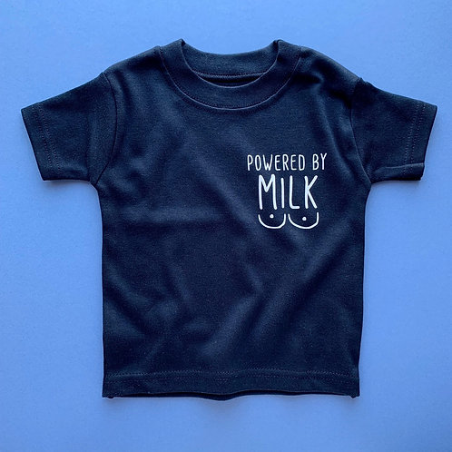 Powered By Milk Tee