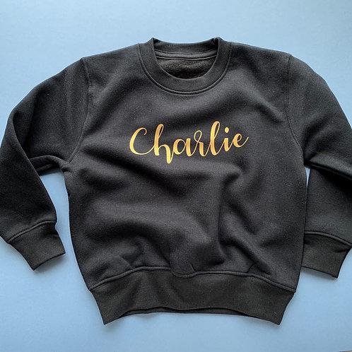 Personalised Name Sweatshirt