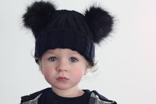 Pom Pom Hats (Adult & Child)