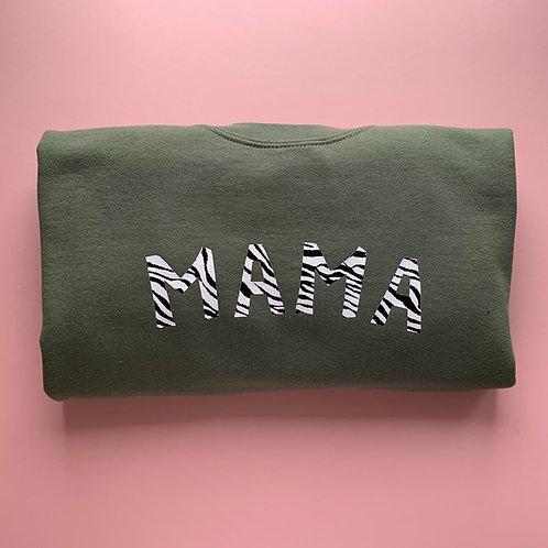 Animal Mama Sweatshirt