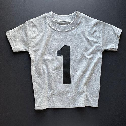 Number & Name on Back
