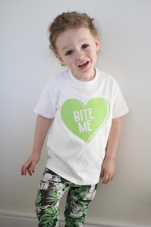 Love Heart Kids Tee