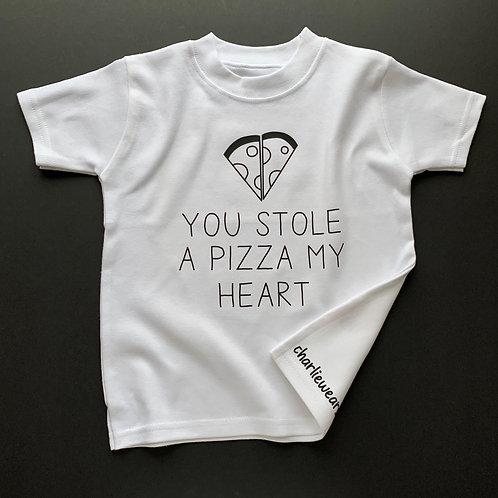 Pizza My Heart Tee