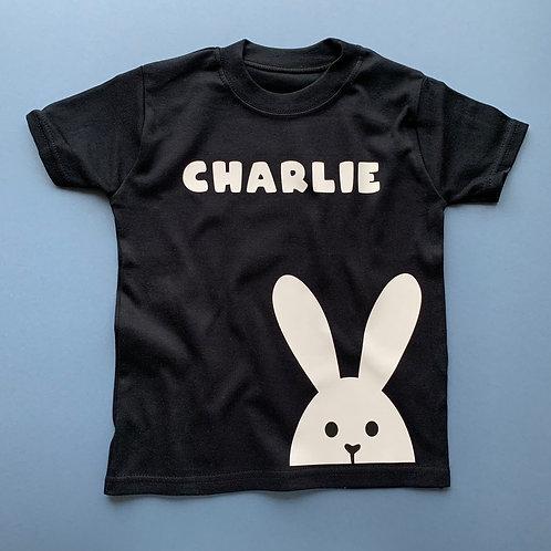 Personalised Bunny Tee