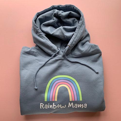 Rainbow Mama Hoodie