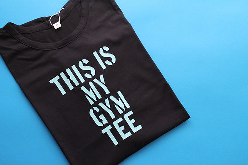 This Is My Gym Tee Adult Tee