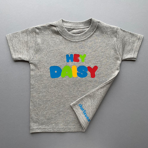 Personalised Hey Duggee Inspired Tee