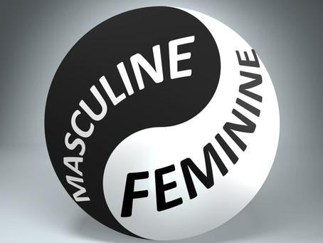 Masculine & Feminine as Reverse
