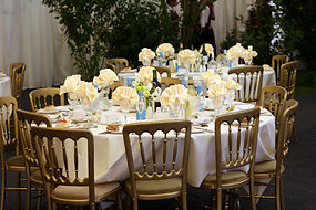 Canva - Wedding Reception Table Setting.