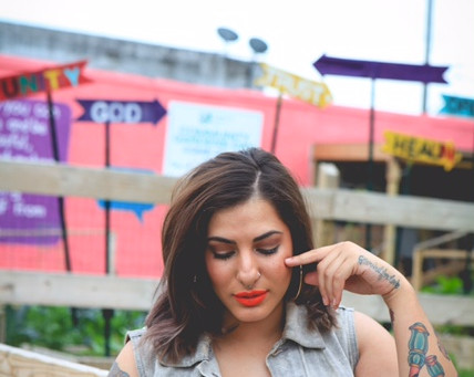 The About You Blog | Natty Contrera | Philly MUA