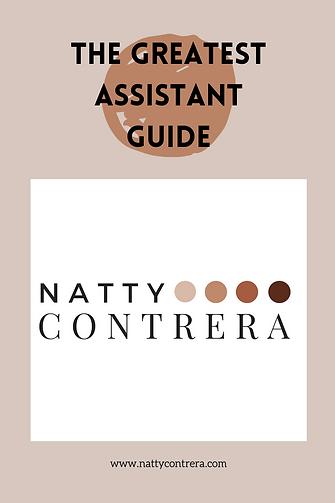 Great Assistant FINAL _ Natty Contrera _
