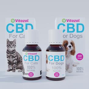 VITOZOL CBD OIL FOR PETS