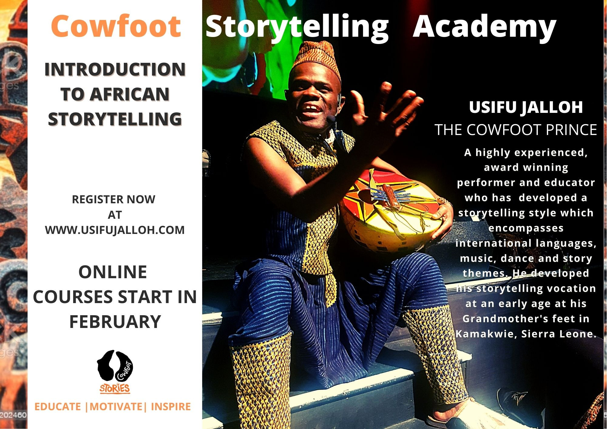 Introduction to African Storytelling