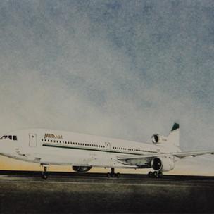 AMBULANCE AIRPLANE RUSSIA
