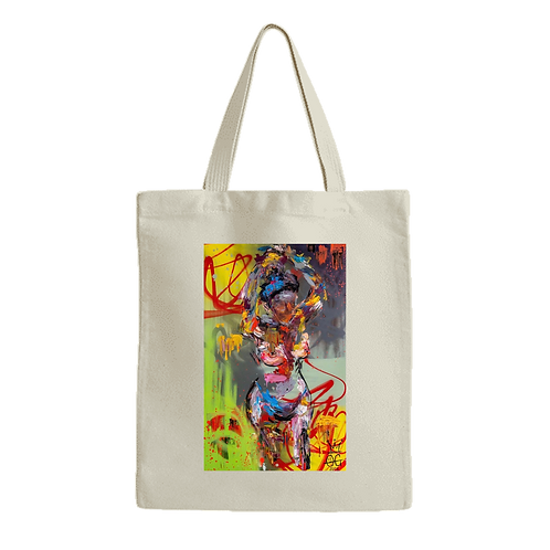 """""""Without a Body"""" Tote"""