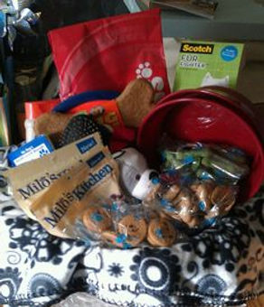 doggie hamper