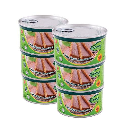 Kizmiq Chicken Luncheon Meat [Bundle of 6]