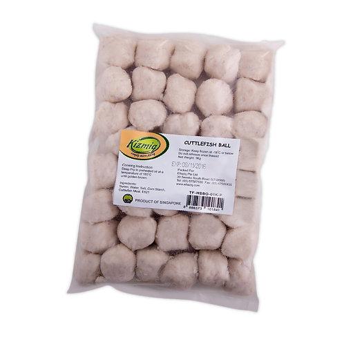 [Frozen] Kizmiq Cuttlefish Ball 1KG Halal