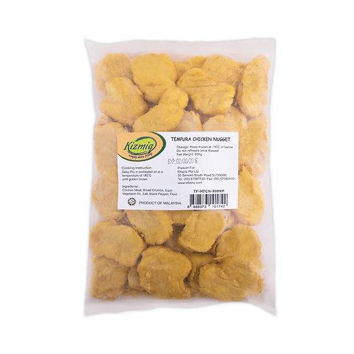 [Frozen] Kizmiq Tempura Chicken Nugget 800G Halal