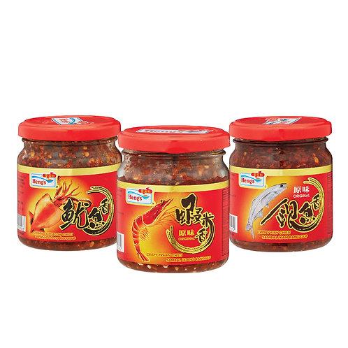 Heng's Crispy Chilli [Bundle of 2] Halal