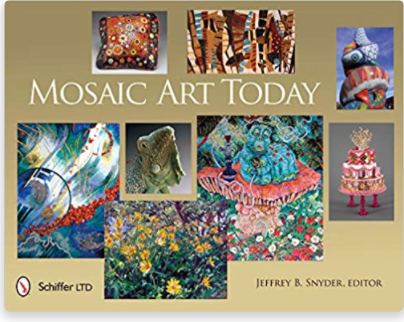 Cover of Coffee Table Book, Mosaic Art Today 2012